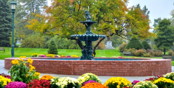 UVM Green - Fountain - 555x280