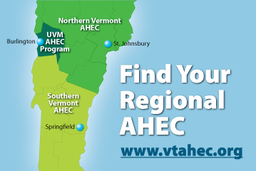 Find Your Regional AHEC